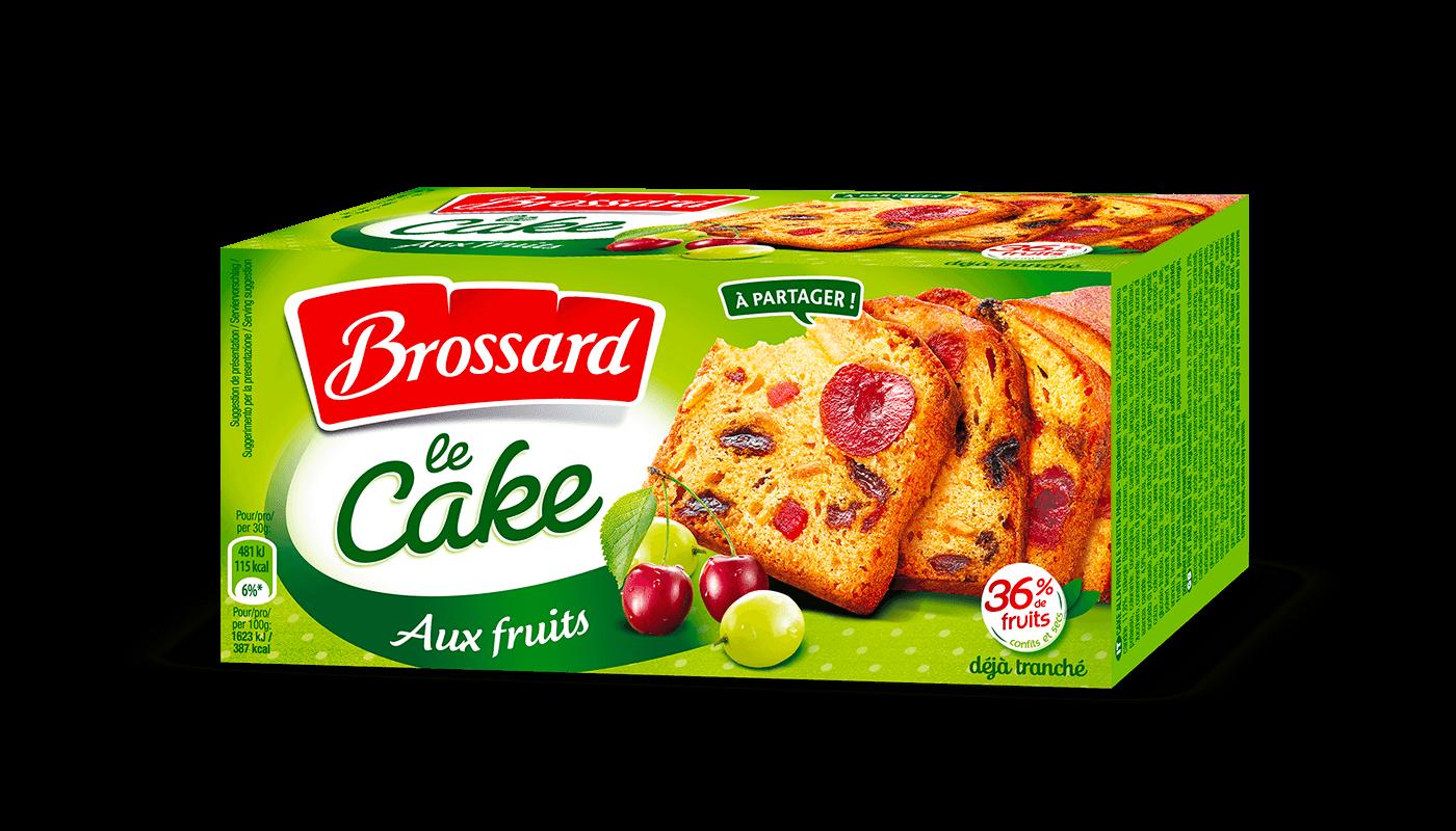Cake Au Fruit Brossard